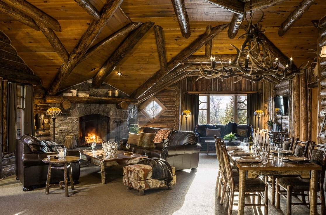 Presidential Suite, Whiteface Lodge